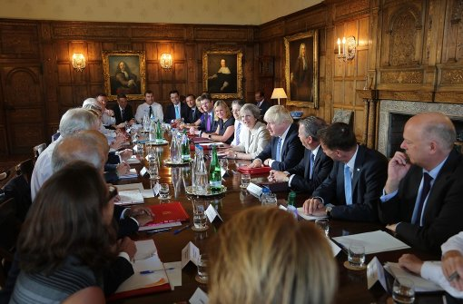 Briten wollen maßgeschneiderte Lösung