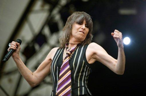 US-Sängerin Chrissie Hynde löst Empörung aus