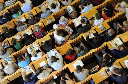 Rückgang internationaler Studienanfänger im Südwesten