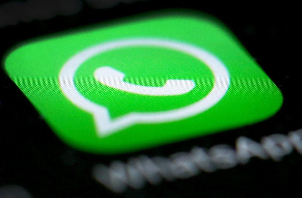 Die Zeit ohne Werbung scheint für WhatsApp vorbei zu sein. (Symbolbild) Foto: dpa