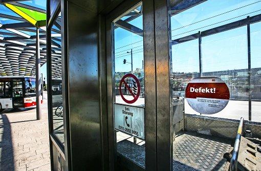 Alte Aufzüge wollen nicht mehr so recht