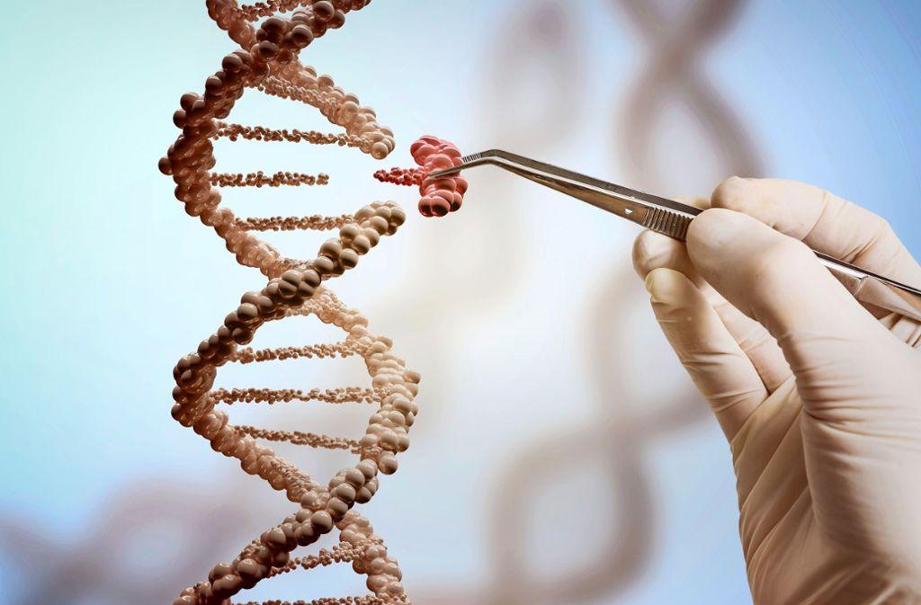 Menschliches  Erbgut kann manipuliert werden – einige Forscher sehen das kritisch. Foto: vchalup/stock.adobe.com
