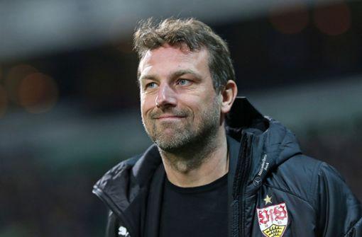 Markus Weinzierl und das nächste Endspiel
