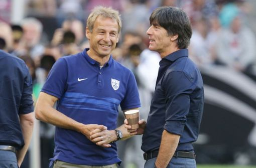 Jürgen Klinsmann glaubt weiterhin an Bundestrainer Löw