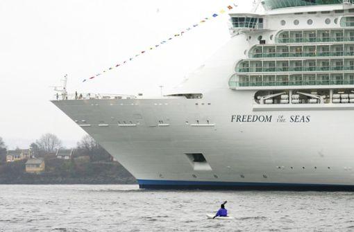 Kind stirbt bei Sturz von Kreuzfahrtschiff