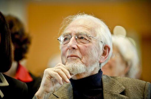 Helmut Schmidts großer Widersacher