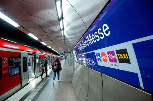 Nur wenige Verspätungen bei den S-Bahnen in Deutschland