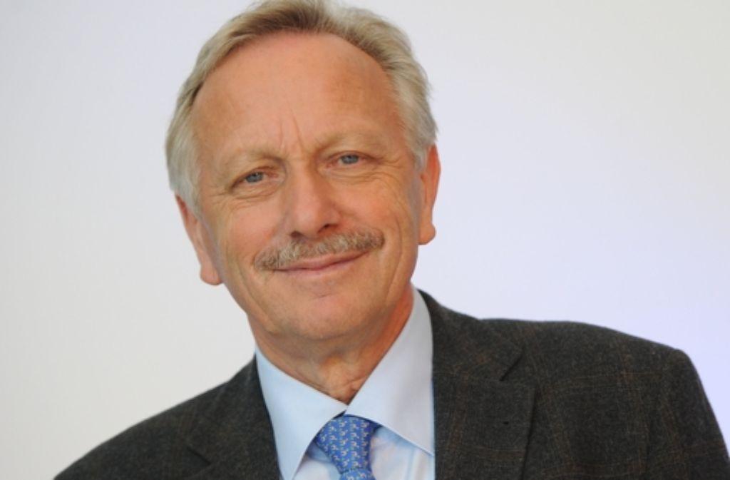 Joachim Schmidt ist seit knapp einem Jahr der Chef des VfB-Aufsichtsrats. Foto: dpa-Zentralbild