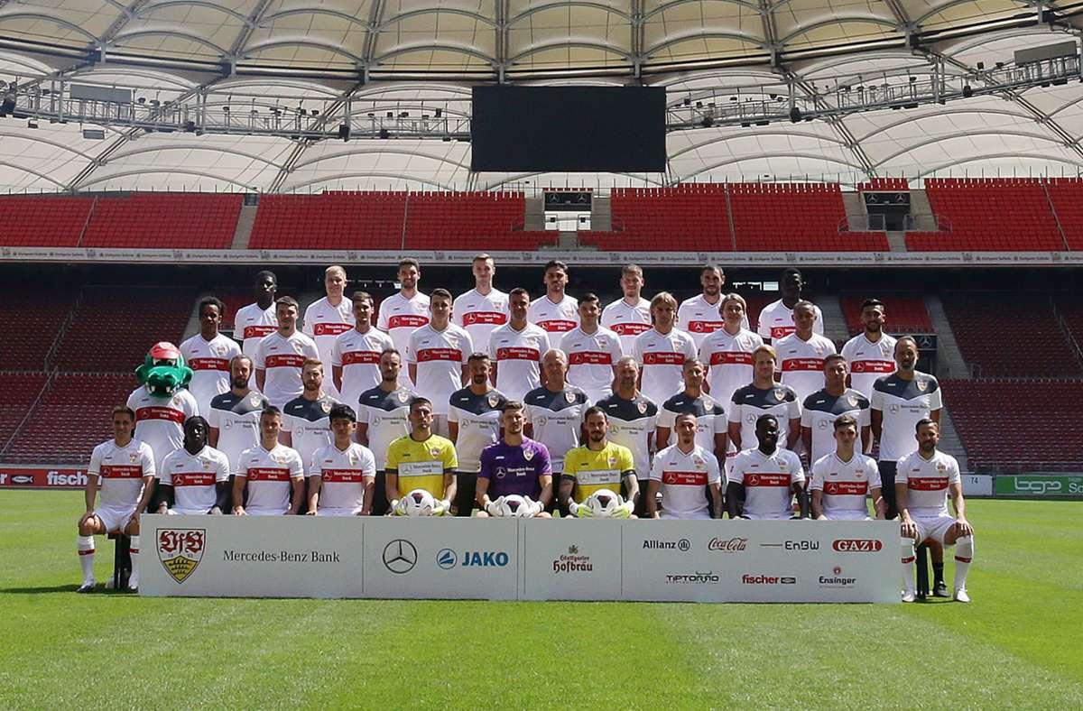 Hier gibt es den Kader des VfB Stuttgart im Perspektiv-Check und immer auf dem aktuellen Stand – bis zum Ende der Transferphase. Foto: Baumann