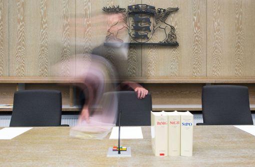 Gericht in Mannheim verhängt Haftstrafe