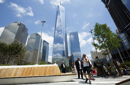 Frau fällt in World-Trade-Center-Bahnhof und stirbt