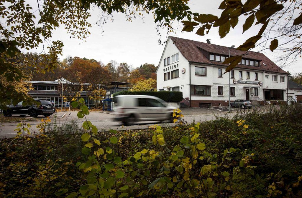 Auch die Bewohner des Uhinger Ortsteils Nassachmühle klagen bereits heute über Lärm und Verkehr. Foto: Michael Steinert