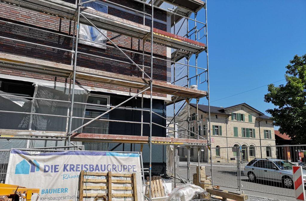 Wie in Fellbach (unser Bild) gibt es  auch in Göppingen etliche Baulücken. Foto: Sigerist/Archiv