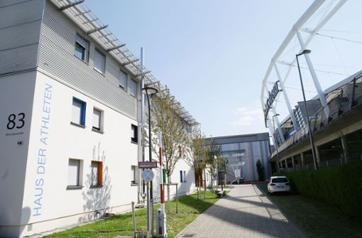 Olympiastützpunkt Stuttgart wohl nicht betroffen