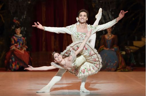 """Stuttgarter Ballett lässt """"Dornröschen"""" online tanzen"""