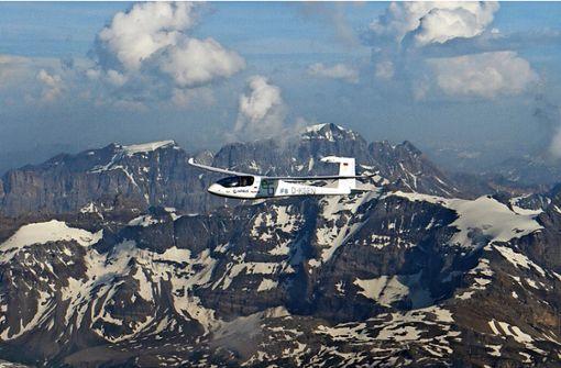 Dieses E-Flugzeug schreibt Geschichte