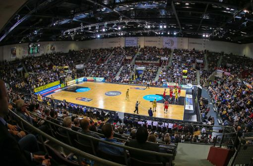 Bayerns Basketballer mit klarem Auswärtssieg in Ludwigsburg