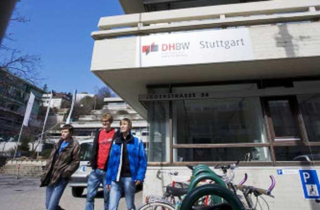 Das Einrichten eines Standortes der DHBW in Backnang ist gescheitert.  Foto: Steinert