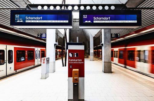 Das sind schlechte Nachrichten für S-Bahnpendler