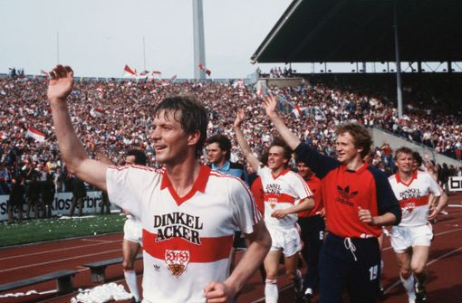 So lief das  legendäre Sportstudio zur Meisterschaft 1984