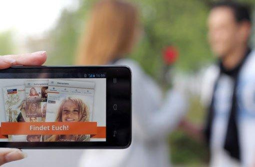 Der Online-Datng-Markt in Deutschland boomt. Foto: dpa