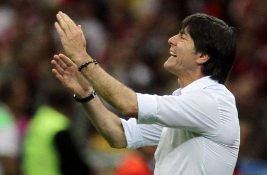Gegen Italien funktionierte eine Taktik nicht. Foto: dpa