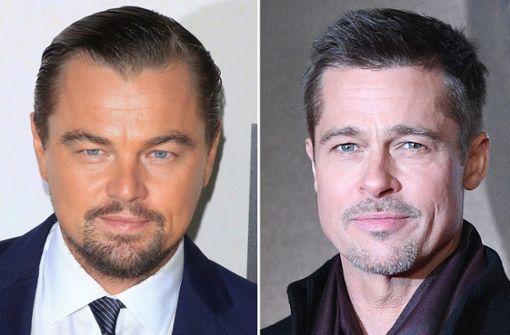 Neuer Film mit Leonardo DiCaprio und Brad Pitt
