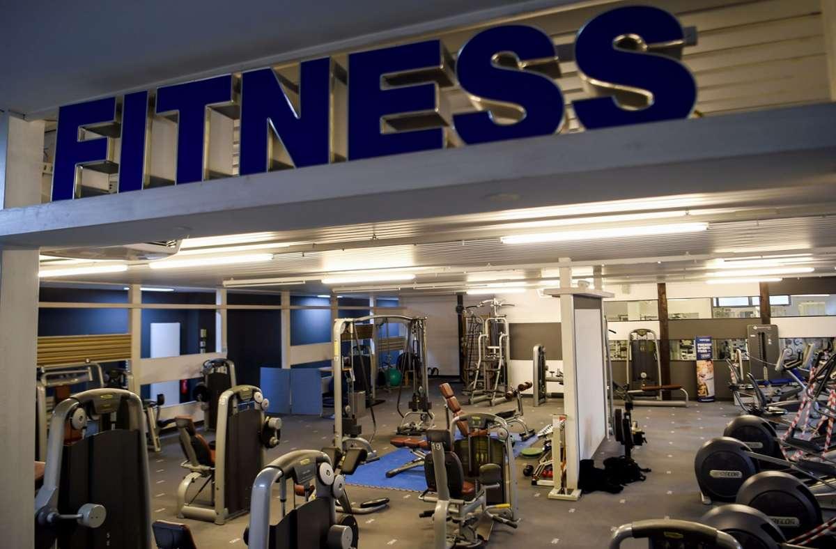 Fitnessstudio Corona Bw