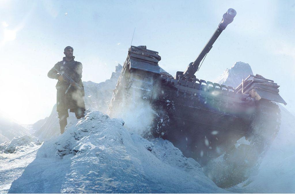 Battlefield V erscheint am 16. Oktober für PC und Konsole. Foto: Electronic Arts