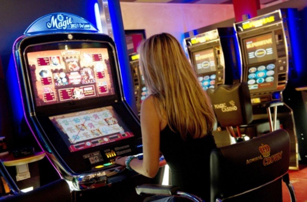 Spielhallenbetreiber hatten gegen das Landesglücksspielgesetz geklagt. Foto: dpa