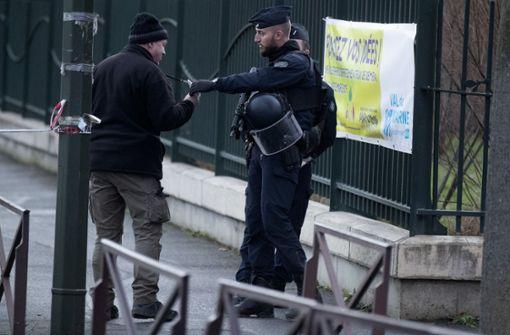 Terror-Verdacht nach tödlicher Messerattacke