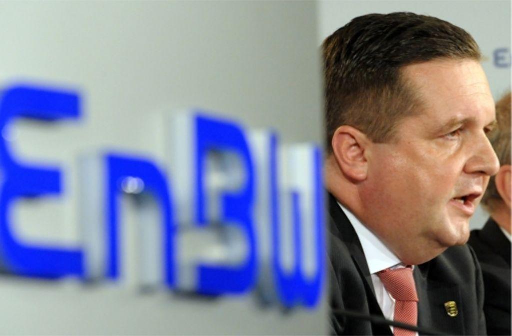 Stefan Mappus muss wegen des EnBW-Deals endgültig nicht vor Gericht. Foto: dpa