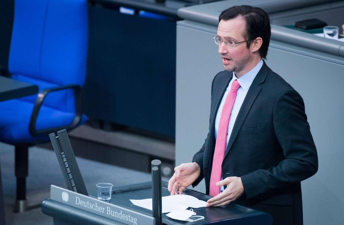 SPD-Fraktionsvize Dirk Wiese Foto: imago images/Christian Spicker