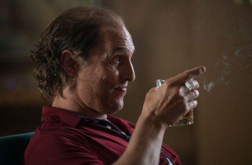Matthew McConaughey als Schatzgräber