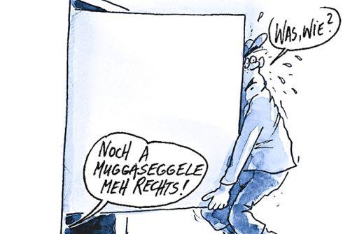 """""""Der Dialekt kann alles"""""""