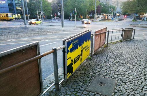 Plakatflächen am Straßenrand sollen bleiben
