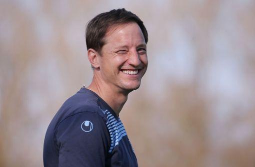 Ramon Gehrmann wird neuer Trainer bei den Blauen