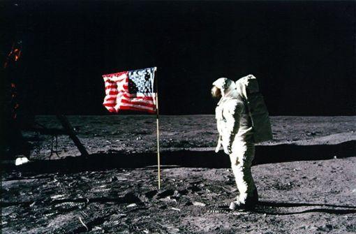 Ein Stück Raumfahrtgeschichte