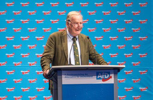 "Alexander Gauland: EU-Asylbeschlüsse ""totale Luftnummer"""