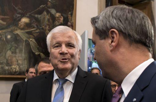 """""""Absturz der CSU geht mit Aufstieg der Rechten einher"""""""