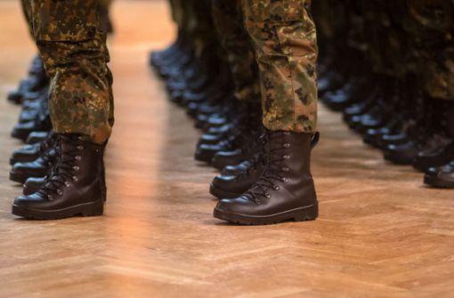 Hunderte Soldaten wurden im Südwesten  angefordert