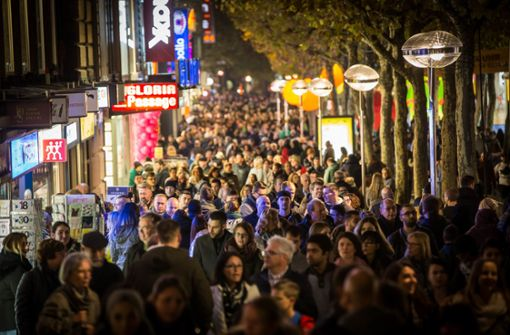 Stuttgart leuchtet – auch ohne Feuerwerk