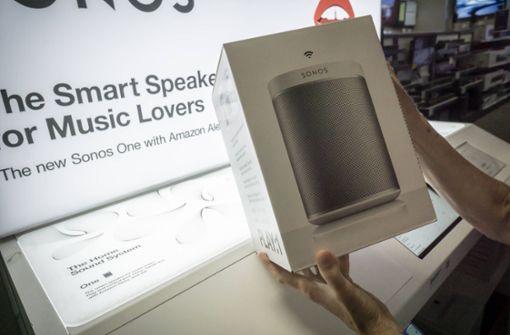Lautsprecher-Hersteller stellt Updates für alte Geräte ein