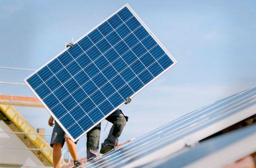Solarpflicht kostet Hausbesitzer einige Tausend Euro