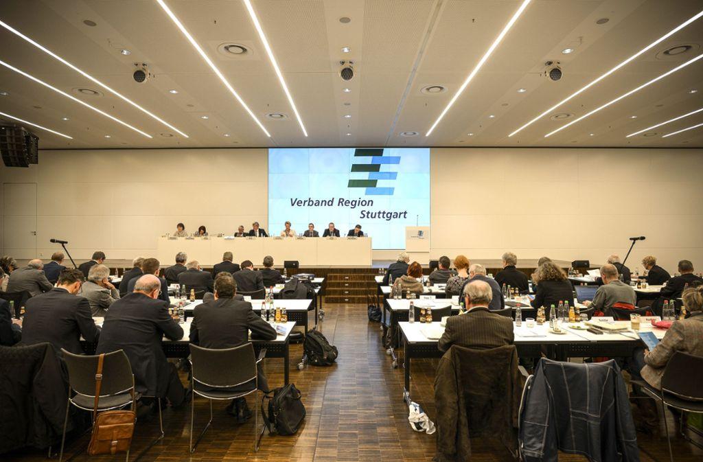 Die Regionalräte wählen bald einen neuen Regionalpräsidenten Foto: Lichtgut/Leif Piechowski