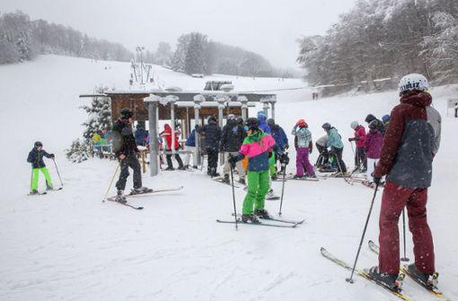 So wird das Wetter in den Lieblings-Skigebieten