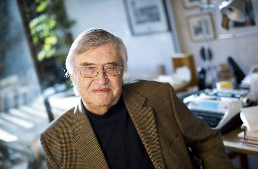 Peter Härtling ist im Alter von 83 Jahren gestorben. Foto: dpa