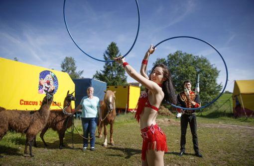 Wie ein Dorf  einen Zirkus rettete