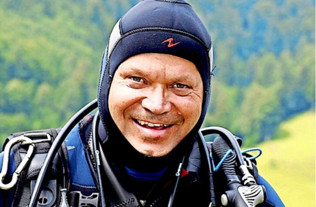 Der Biologe Franz Brümmer forscht an der Universität Stuttgart. Foto: privat
