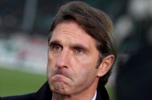 Bruno Labbadia meint, dass die Bundesliga ein gnadenloses Geschäft ist. Foto: dpa